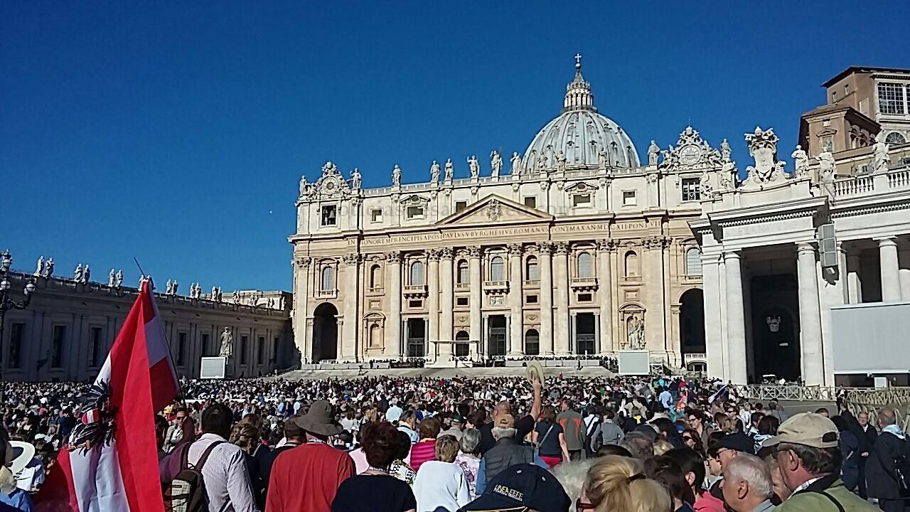 Viaje a Roma y Florencia de vegueros Noticias de San Mateo 3