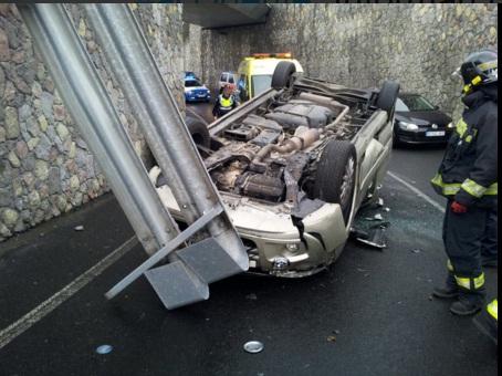 accidente bandama 27 de feb 2016