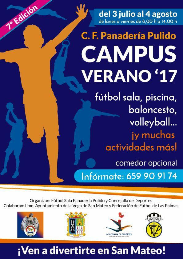 campus de verano futsal