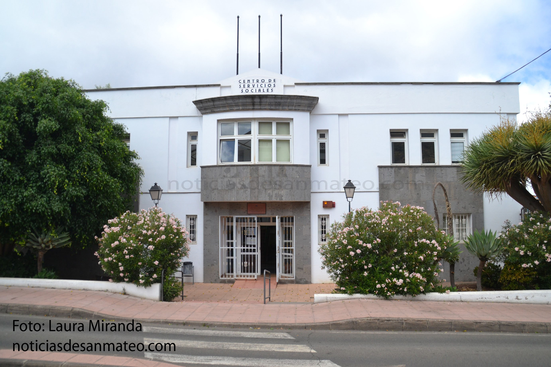 edificio Servicios Sociales San Mateo