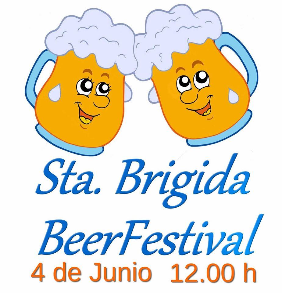 fiesta cerveza santa brigida