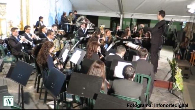 fotograma encuentro bandas musica 2015