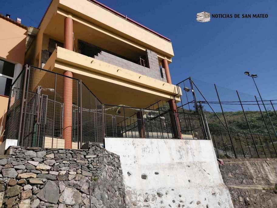 local vecinal de utiaca obras 22 de febrero de 2019